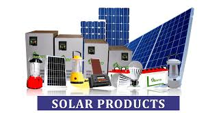 solar panal and appliances