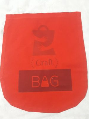 Cotton Reusable Carry Bags -RB LAGHU UDHOG