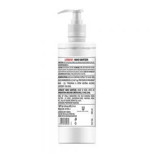 Lifebuoy Alcohol Based Hand Sanitizer 500ml